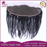 Curly Brazilian Remy Human Hair 13*4 Lace Frontal