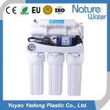 Water Filter RO Purifier Reverse Osmosis System with Pressure Gauge