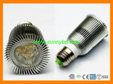 3500k E27 E26 7W Warm White LED Spotlights
