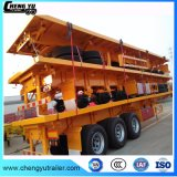 New Price Utility Trailer Flatbed Semi Trailer by China Manufacture