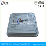 300X300 Square SMC Manhole Cover with Grey Color