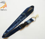 Cheap Custom Printing Lanyard with Hook for Promotion Use