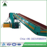 Chinese Production Hydraulic Horizontal Waste Paper/Carton/Cardboard Baling Press Machine with Ce