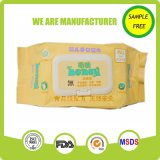 Professional Factory Wholesale Skin Care Orangic Super Soft Baby Wet Wipe