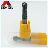 High Quality Good Price HRC45 Ball Nose Carbide Cutter