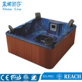 Massage SPA Tub with Seating of Four Corner Contribution (M-3316)