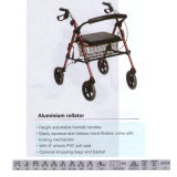 Aluminum Alloy Rollator with Seat