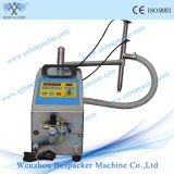 Portable Mini High Accuracy Bottled Water Filling Machine