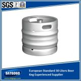 European Standard 50 Liters Beer Keg Skilled Manufacturer