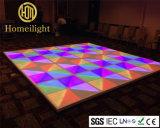 1*1m RGB Dance Floor Best Wholesale Price Portable Dance Floor for Wedding Party