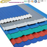 Metal Building Material Galvanised Steel Panel Color Coated Roofing Sheet
