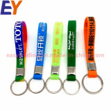 100% Manufacturer for Cheap Promotion Soft 3D Bracelet Keychain, Silicone Wristband Keychain