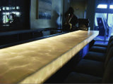 Translucent Countertop Dining Table Designs From China Factory