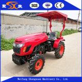 Ce Approved 30HP 4WD Gear Drive Farm Garden Mini Tractor on Sale (25HP 24HP)