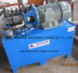 Qt10-15 Automatic Hollow Paver Concrete Cement Brick Block Making Machine