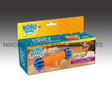 Electric Bobo Bone Interactive Dog Toy with Dog Food (JGP0072)