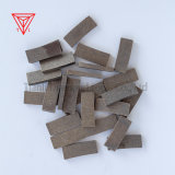 China Factory Mining Diamond Cutting Blade Segments Tools for Marble Granite Moorstone Rock Concrete Stone