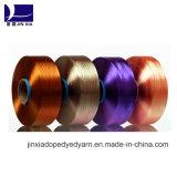 Dope Dyed Polyester Yarn FDY 150d/96f Filament Yarn