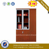 Modern 3 Aluminum Glass Doors File Cabinet Office Furniture (HX-4FL008)