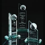 Customize Clear Laser Engraved Acrylic Trophy Event Award for  Student