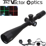 Vector Optics Monarch 8-32X56 Tactical Rifle Scope First Focal Plane with Mil-DOT Glass Reticle Germany Tech for Hunting