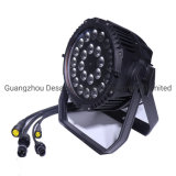 Outdoor Wedding Stage Light 24PCS 5in1 RGBWA LED PAR Can