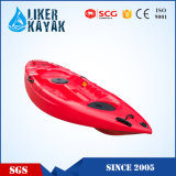 Cheap 1 Person Plastic Fishing Boat with Many Color for Your Reference
