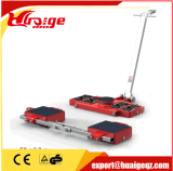 Heavy Duty Machinery Moving Trolley X+Y Type Cart Loading Trolley