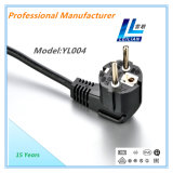 European Type Electrical Cord with Certificate VDE, Kema-Keur, etc