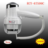 Top Selling Wall Mounted Hair Dryer Hotel
