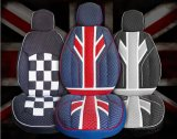 Brand New Fashion Seat Cover High Quality PVC Leather Ice Silk Colorful Style UV Protected Mini Cooper Car Accessories F54 F56