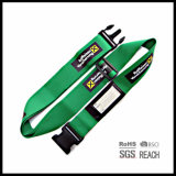 Adjustable Travel Luggage Suitcase Strap Baggage Backpack Bag Cross Belt 2m with Di Slot
