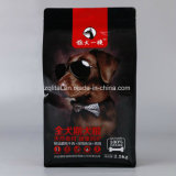 Advanced Pet Food Plastic Packaging Bag with Zipper
