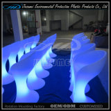 Factory Direct Prices Plastic LED Bar Furniture