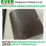 Brown Lizard Skin/Crocodile Skin Texture Powder Coating Matt