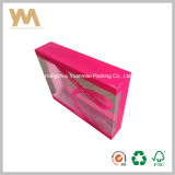 Cmyk Printed PVC Gift Box for Cosmetic
