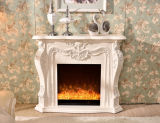 Wood Hotel Furniture Heater Electric Fireplace in Wholesale (330)