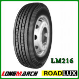 Roadlux / Long March Heavy Steel Radial Semi Truck Tire (11r22.5 11r24.5 295/75r22.5)
