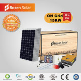 Cheap Home Power Solar System on Grid Solar Energy 15kw System
