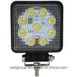 27W High Quality Low/Cheaper Price LED Work Light, Headlights