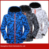 Customized Good Quality Fashion Softshell Jacket Manufacturer for Winter (J201)