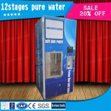 Water Vending Machine with Water Treatment System