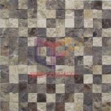 Dark Emperadior and Light Emperadior Marble Mosaic (CFS1110)