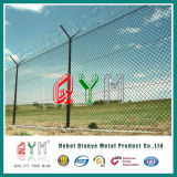 Galvanized PVC Coated Chain Link Fence Chinese Factory Wholesale Low Price