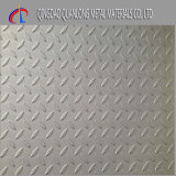 201 304 Checkered Embossed Stainless Steel Sheet