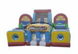 Race Obstacle Inflatable Amusement Park