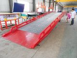 European Style Mobile Dock Ramp for Loading and Unloading