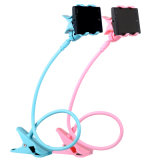 Universal Two Clips Mobile Phone Holder Bed Desktop Mobile Stand 80 Cm Flexible Extendable...