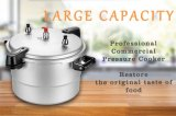 Double Bottom Magnetic Pressure Cooker Large Capacity