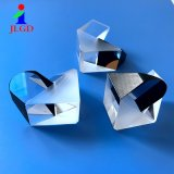 Optical Bk7 Glass Right Angle Prism with Black Painting Ar Coating Cemented Prism